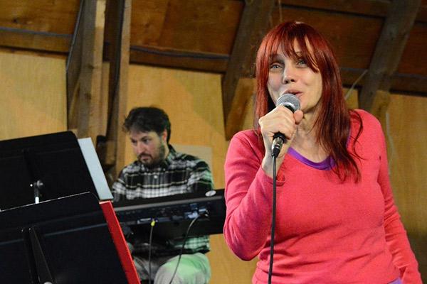 Chloé et Mathieu Rivest