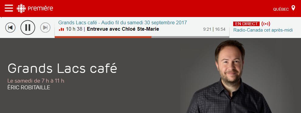 Grands Lacs Café