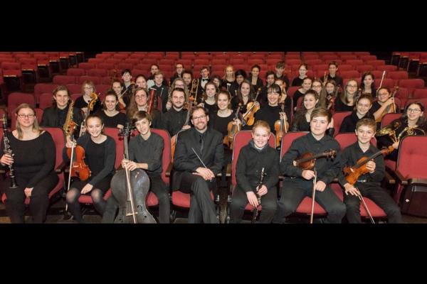 L'Orchestre des jeunes du Québec maritime