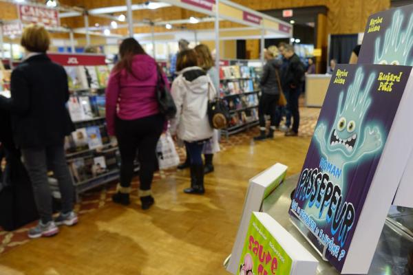 Le Salon du livre de Rimouski