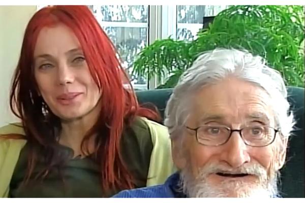 Chloé Ste-Marie et Gilles Carle