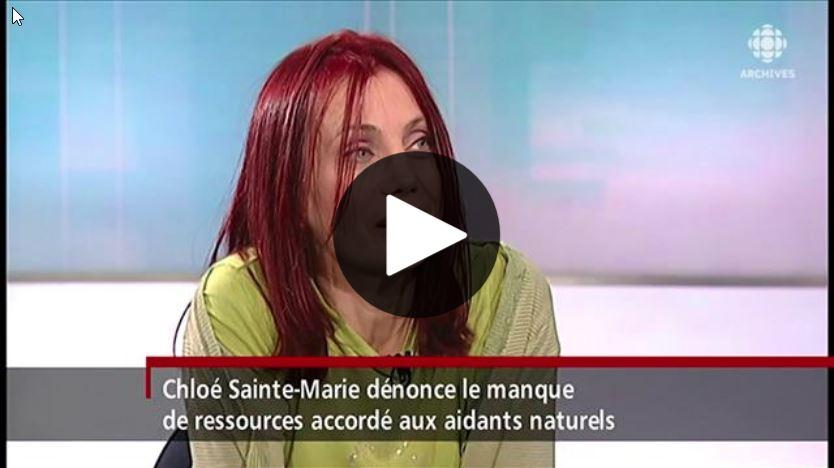 Le Téléjournal/Midi, 9 avril 2008