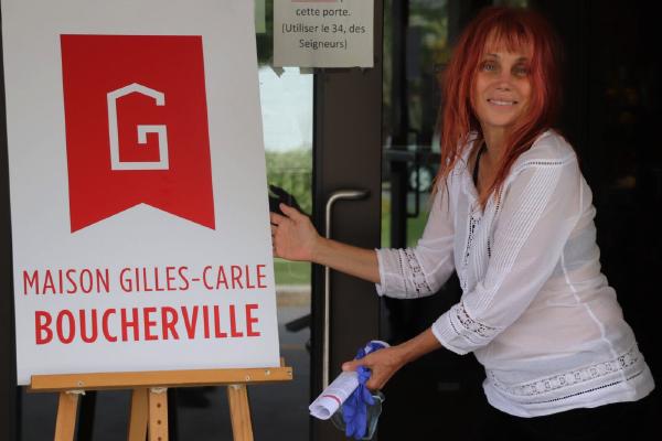 Chloé Ste-Marie, instigatrice des Maisons Gilles-Carle