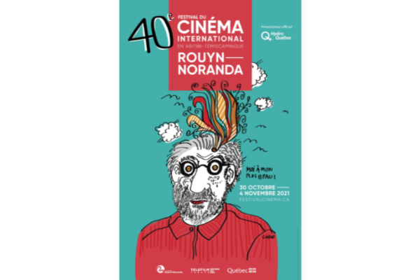 Affiche 40e Festival